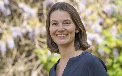 Foto Büroleiterin Julia Wieduwilt